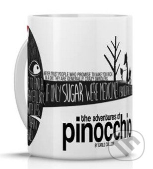 The Adventures of Pinocchio (Mugs) -