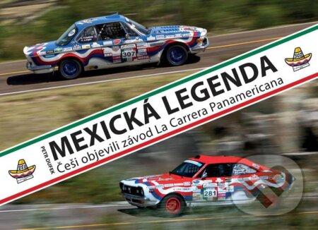 Peticenemocnicesusice.cz Mexická legenda - Češi objevili závod La Carrera Panamericana Image