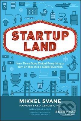 Startupland - Mikkel Svane