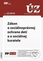 Interdrought2020.com Úplné znenia zákonov 23/2016 Image