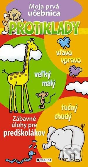 Fatimma.cz Moja prvá učebnica – Protiklady Image