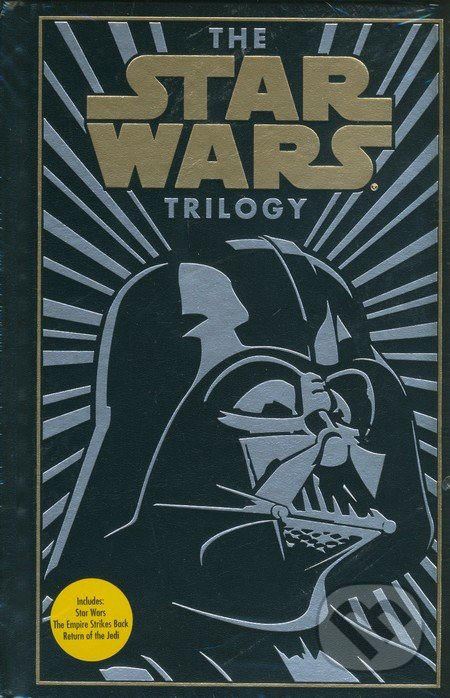 The Star Wars Trilogy (Black) - George Lucas