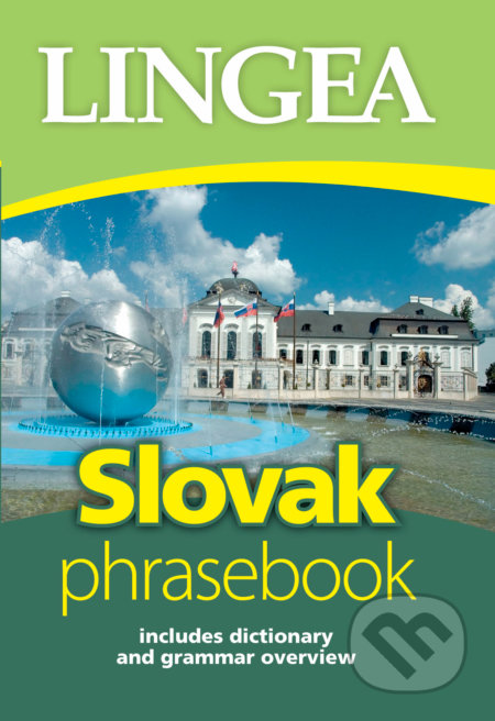 Slovak phrasebook - Lingea