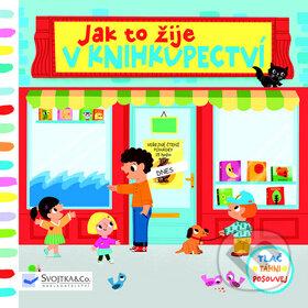 Jak to žije v knihkupectví - Svojtka&Co.