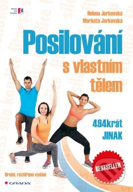Posilování s vlastním tělem - Helena Jarkovská, Markéta Jarkovská