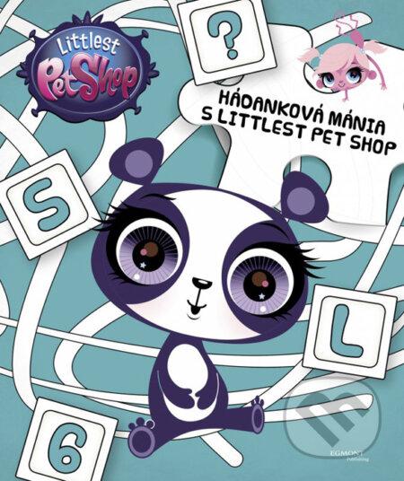 Littlest Pet Shop: Hádanková mánia - Egmont SK