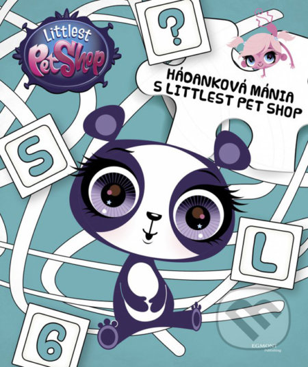 Littlest Pet Shop: Hádanková mánia -