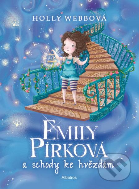 Fatimma.cz Emily Pírková a schody ke hvězdám Image