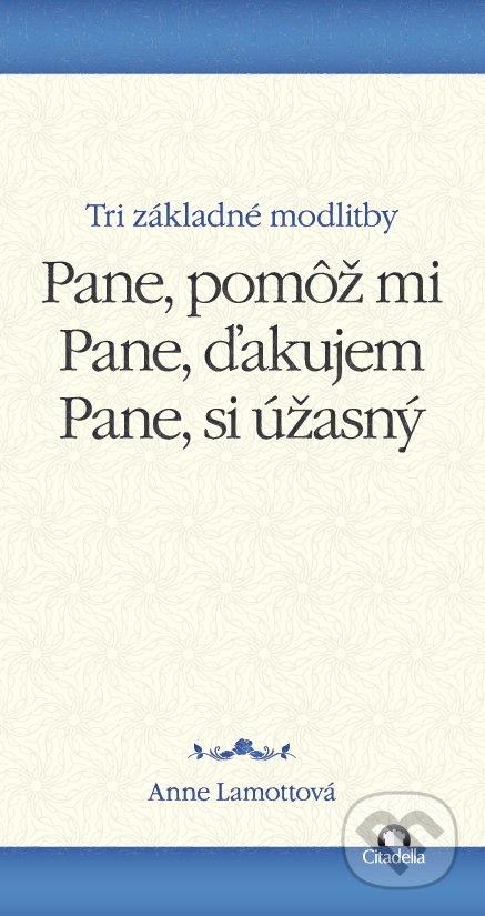 Fatimma.cz Pane, pomôž mi. Pane, ďakujem. Pane, si úžasný. Image
