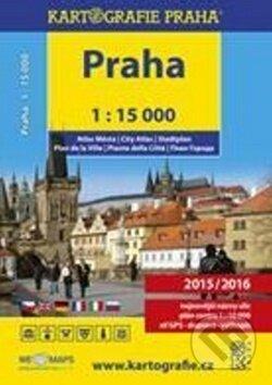Fatimma.cz Praha 1:15 000 Image