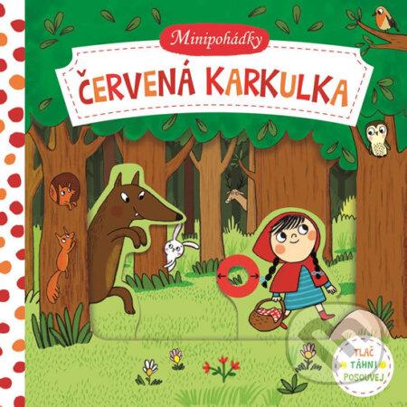 Fatimma.cz Minipohádky: Červená karkulka Image