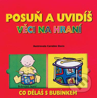 Fatimma.cz Posuň a uvidíš - Věci na hraní Image