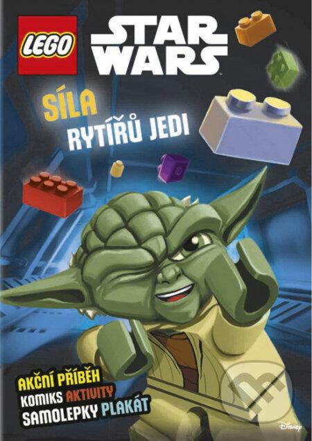 Fatimma.cz LEGO Star Wars: Síla rytířů Jedi Image