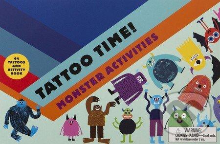 Monster Activities - Rob Hodgson