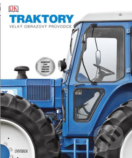 Traktory - Nakladatelství Universum