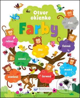 Otvor okienko – Farby - Svojtka&Co.