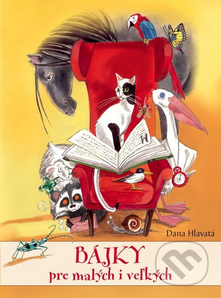 9bdfb3395 Kniha: Bájky pre malých i veľkých (Dana Hlavatá) | Martinus