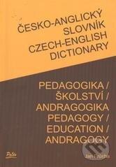 Fatimma.cz Česko-anglický slovník / Czech-english dictionary pedagogy Image