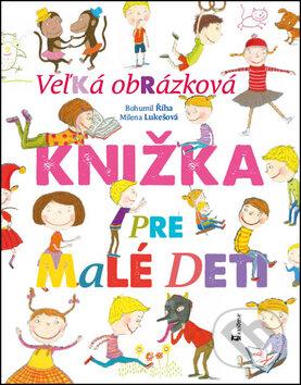 Fatimma.cz Veľká obrázková knižka pre malé deti Image
