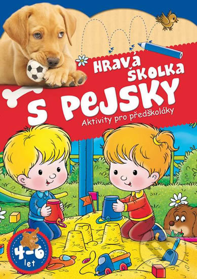 Fatimma.cz Hravá školka s pejsky - Aktivity pro předškoláky Image
