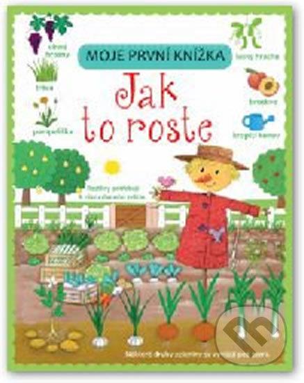Fatimma.cz Jak to roste - Moje první knížka Image