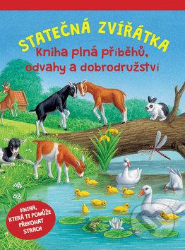 Statečná zvířátka - Svojtka&Co.
