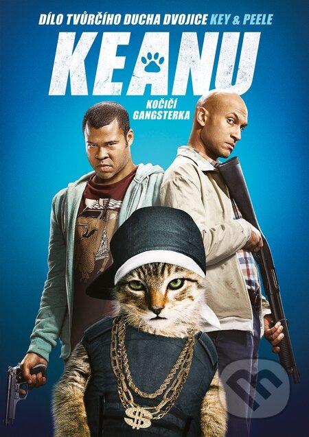 Keanu - Kočičí gangsterka DVD