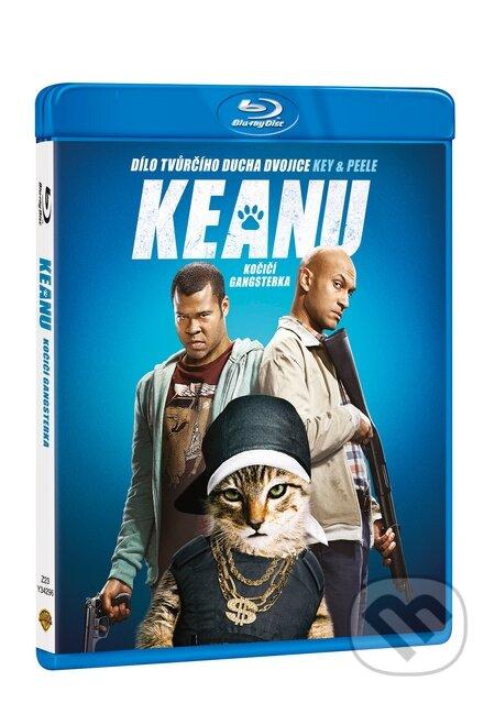 Keanu - Kočičí gangsterka Blu-ray