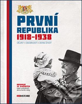 Fatimma.cz První republika 1918–1938 Image