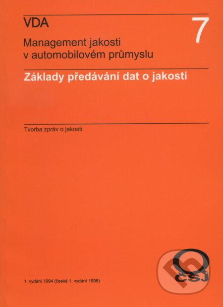 Excelsiorportofino.it Management jakosti v automobilovém průmyslu VDA 7 Image