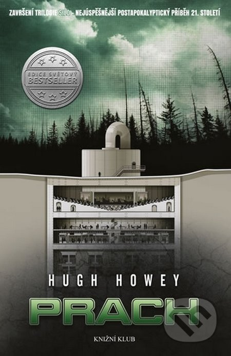 Silo 3: Prach - Hugh Howey