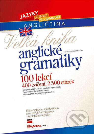 Fatimma.cz Velká kniha anglické gramatiky Image