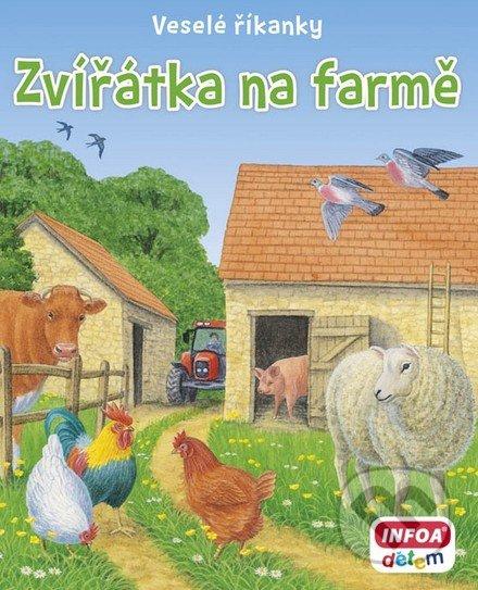 Zvířátka na farmě -