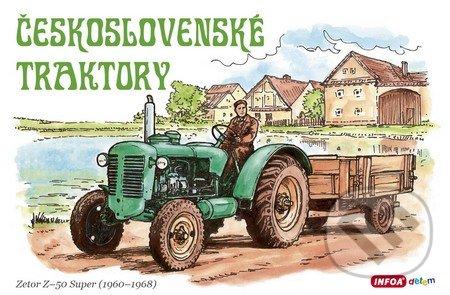 Československé traktory - INFOA
