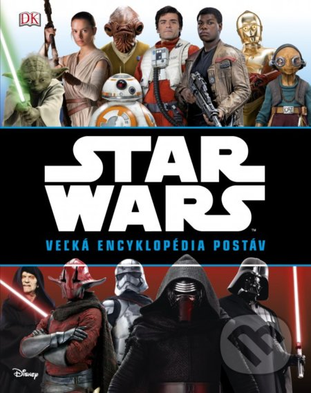 Fatimma.cz Star Wars: Veľká encyklopédia postáv Image