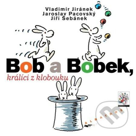 Fatimma.cz Bob a Bobek, králíci z klobouku Image
