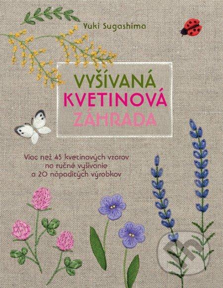 Fatimma.cz Vyšívaná kvetinová záhrada Image