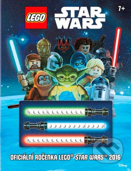 Fatimma.cz LEGO Star Wars: Oficiální ročenka 2016 Image
