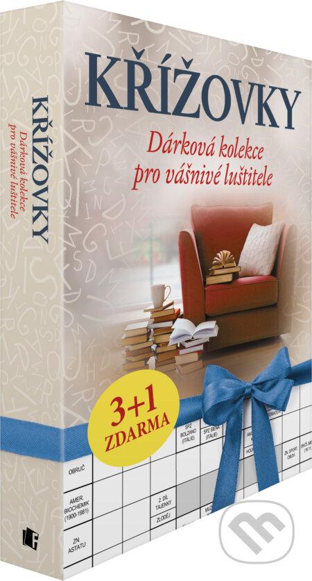 Peticenemocnicesusice.cz KŘÍŽOVKY – Dárková kolekce pro vášnivé luštitele Image