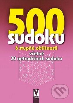 Fatimma.cz 500 sudoku Image