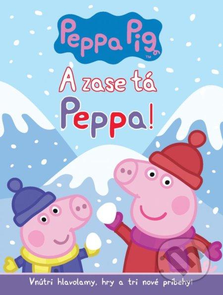 Peppa Pig - A zase tá Peppa! -