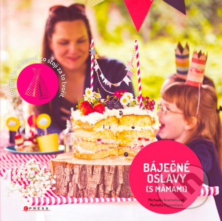 Fatimma.cz Báječné oslavy (s Mámami) Image