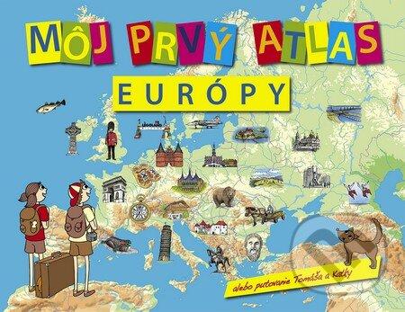 Fatimma.cz Môj prvý atlas Európy Image