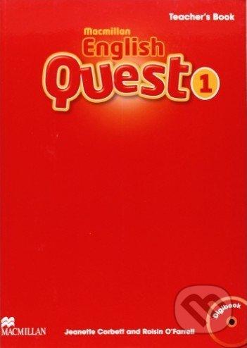 Macmillan English Quest 1 - Teacher's Book - Jeanette Corbett, Roisin O'Farrell