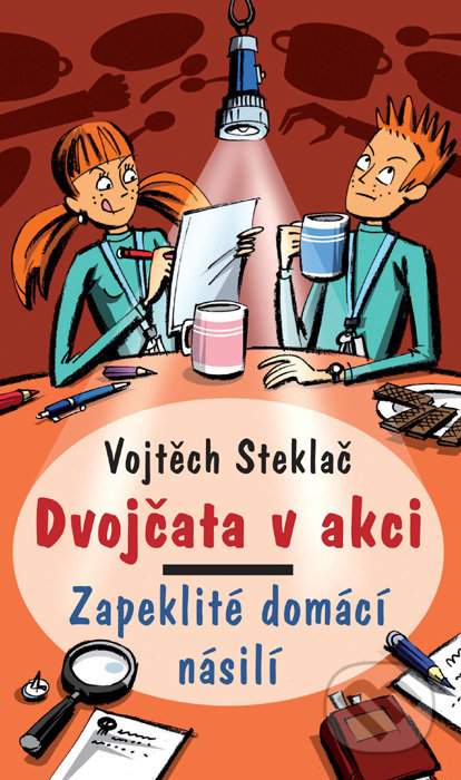 Fatimma.cz Dvojčata v akci: Zapeklité domácí násilí Image