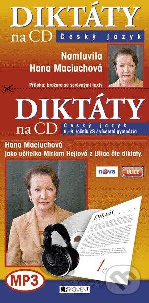 Newdawn.it Diktáty na CD – Český jazyk Image
