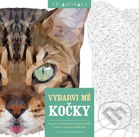 Vybarvi mě - Kočky - Cetin Can Karaduman