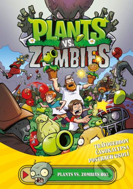 Peticenemocnicesusice.cz Plants vs. Zombies (BOX) Image
