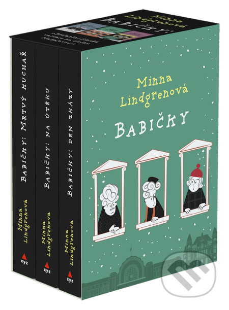 Babičky (BOX) - Minna Lindgren