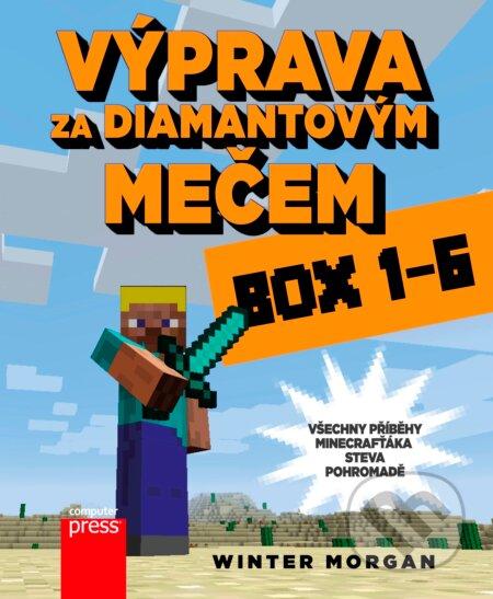 Fatimma.cz Výprava za diamantovým mečem (BOX) Image